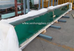 Chine 19mm verre trempé surdimensionné emballage 1