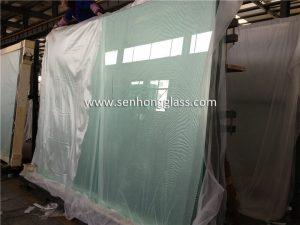 Senhong Glass Chine Fabricant de verre laminé 4