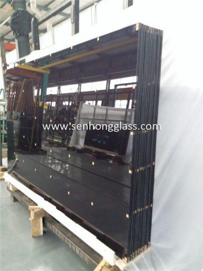 fournisseur 6,38 mm de verre laminé gris prix chine