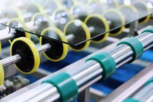 Chine Fabricant de verre trempé de 6 mm