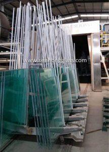 China 19mm-jumbo tempered-glass-heat-soaked-testing senhong