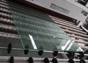 China laminated glass manufacturer, tinted laminated glass