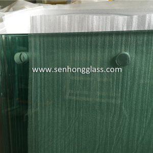 chine 8 1,52 8 verre feuilleté trempé à trous senhong