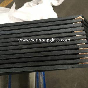 chine 8mm verre trempé sérigraphie bord de broyage senhong