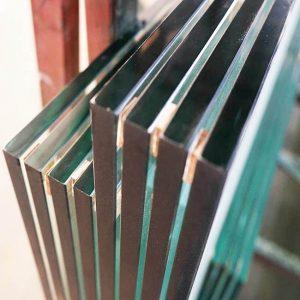 chine fabricant de verre trempé bord poli senhong