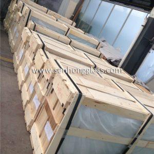 china tempered-glass-packing-senhong manufacturer