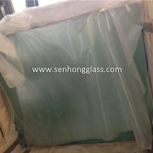 chine fabricant de verre laminé trempé