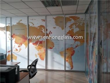 Fabricant de verre à impression numérique en Chine 4