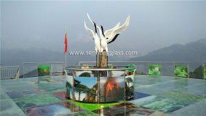 Fabricant de verre à impression numérique en Chine 2