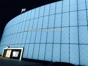 Fabricant de verre à impression numérique en Chine 5