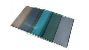 Prix de l'usine de verre laminé gris de Chine