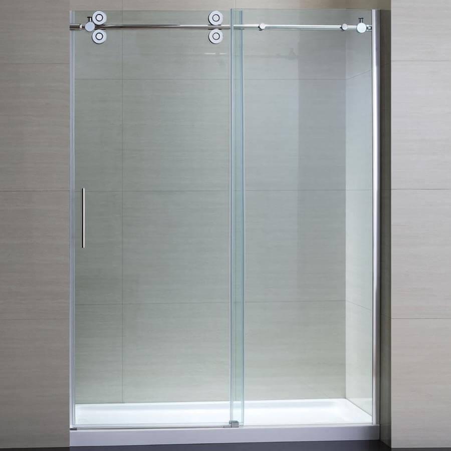 fabricant de portes de douche en verre trempé