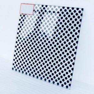 Fabricant de verre sérigraphié en Chine 6