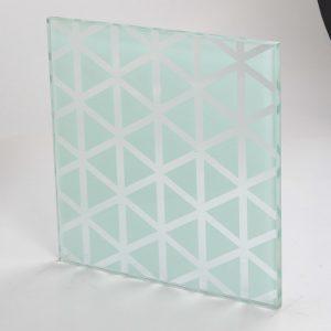 Fabricant de verre sérigraphié en Chine 3