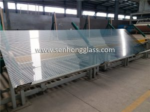 Senhong Glass China Silk Screen Printing Glass Manufacturer 12