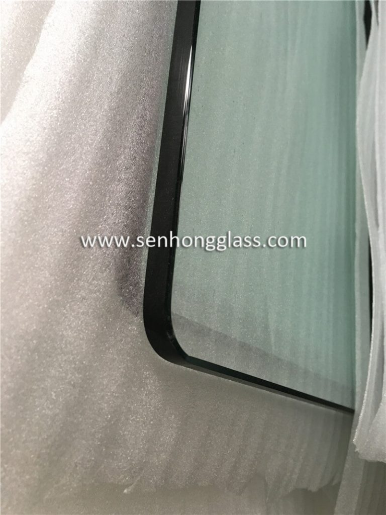 10mm tempered glass polished edge 5