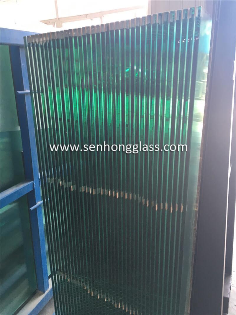 Clôtures de piscine en verre trempé de 12 mm