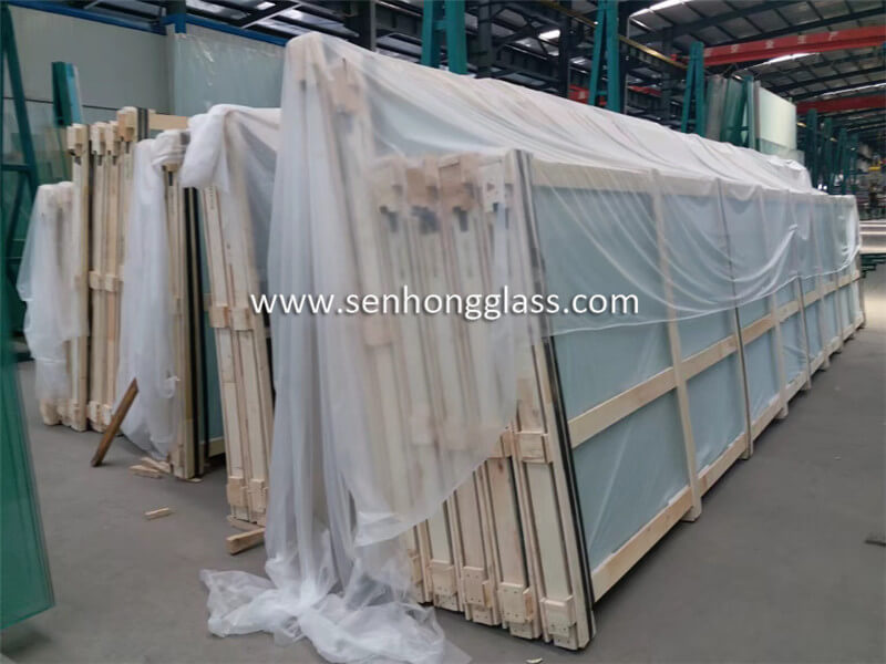 19mm tempered glass packing 2
