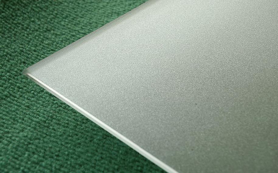 sandblasting glass