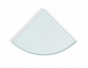 étagères d'angle en verre trempé verre senhong 2