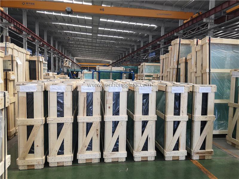 senhong glass china fabricant de verre feuilleté trempé 66