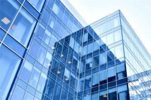murs rideaux en verre façade senhong fabricant de porcelaine de verre 2