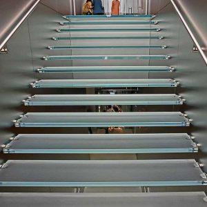 escaliers en verre senhong fabricant de porcelaine en verre