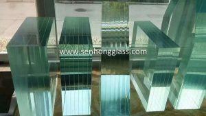 verre laminé trempé à faible teneur en fer Fabricant de verre Senhong